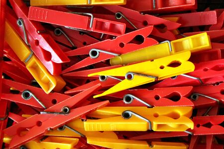 clasps: clothespins clasps
