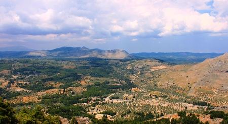 rhodes: Landscape in Rhodes