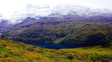 alp: High mountains
