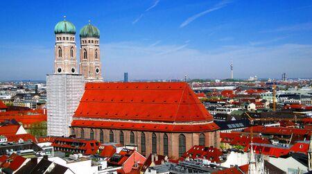 munich: In the center of Munich