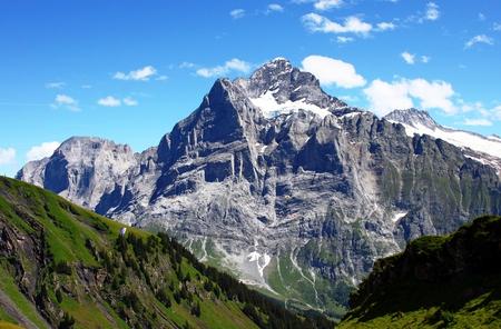 high Mountains