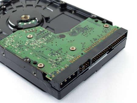 harddisk: harddisk drive