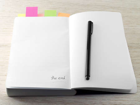 memoirs: The last page of diary, The end of memoirs in the past year