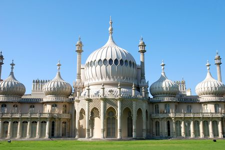 Brighton Pavilion Stock Photo - 3925804