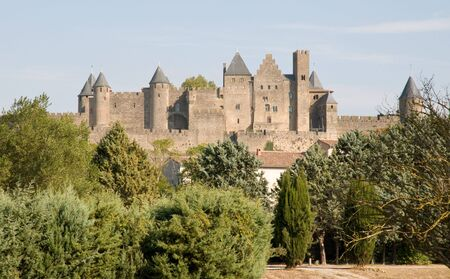 fortify: Chateau Comtal, Carcassonne