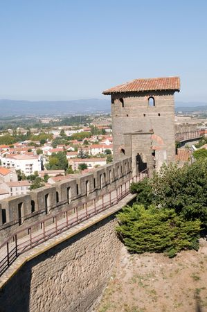 fortify: Fortified Walls, Carcassonne