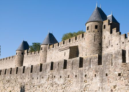 fortify: Chateau Comtal, Carcassone