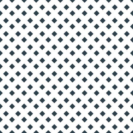 Black diamond pattern on white background