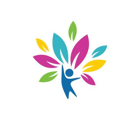 enfant éducation et vecteur de conception de logo de logo de l & # 39 ; enseignement de Logo