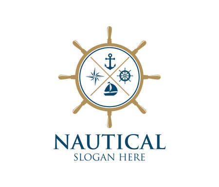 nautical navy cruise design