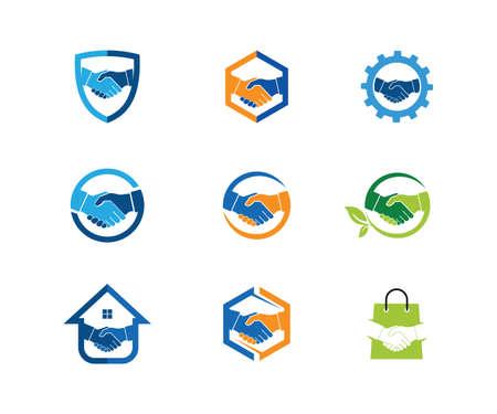 Geek Nerd Programmierer Spieler Vektor Logo Design-Vorlage