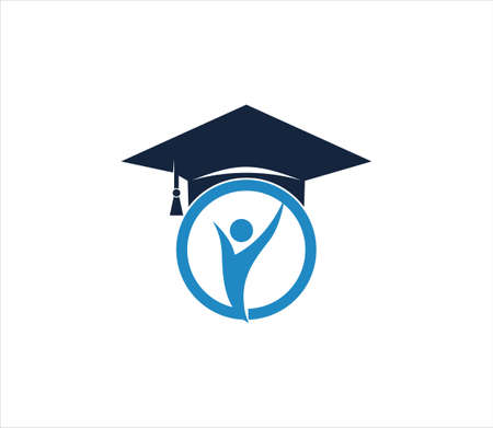 toga college university school education vector logo design template Banco de Imagens - 151808881
