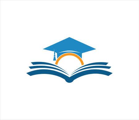 toga college university school education vector logo design template