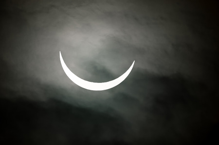 totality: The Solar Eclipse that took place on the 20th March 2015.  This is totality as seen from Cheshire in the United Kingdom.