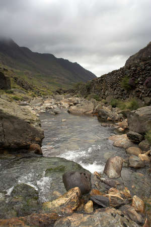 Mountain Stream in Wales