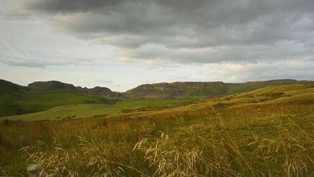 Rural landscape in the Yorkshire Dales