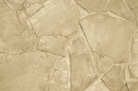 The stone texture with cracks and scratches can be used as a background - Изображение