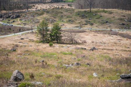 gettysburg battlefield: Gettysburg