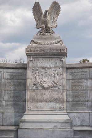 national military cemetery: Gettysburg Memorial