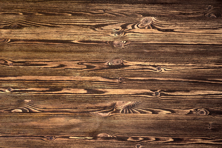 texture of old brown wood as retro background