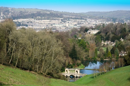 Palladian at Prior Park photo