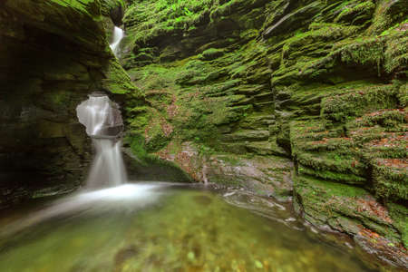 St Nectan's waterfall is in a designated Site of Special Scientific Interest  SSSI , it has been described as amongst the ten most important spiritual sites in the country A place of outstanding natural beauty