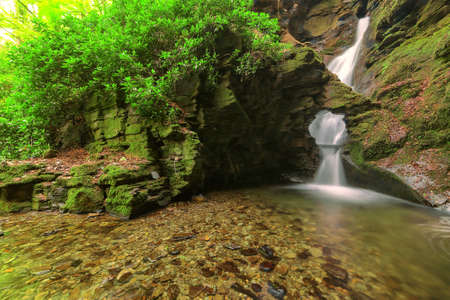 the place is important:  St Nectans waterfall is in a designated Site of Special Scientific Interest  SSSI , it has been described as amongst the ten most important spiritual sites in the country A place of outstanding natural beauty