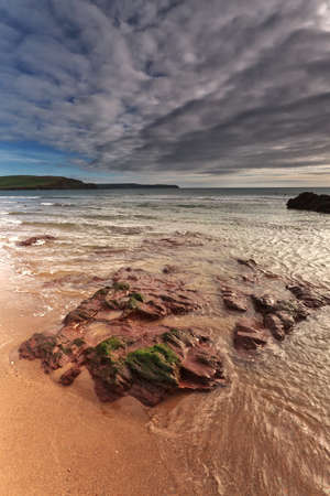 burgh: Burgh Island, Bigbury on sea, Devon, UK