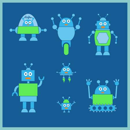Little Robot Set