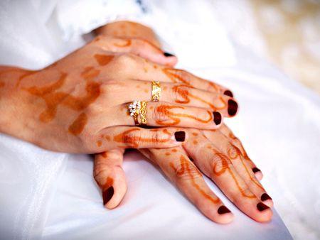 malaysia culture: The Lady Art tatoo Hand