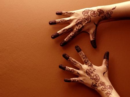 The Hand Art (Tatoo)