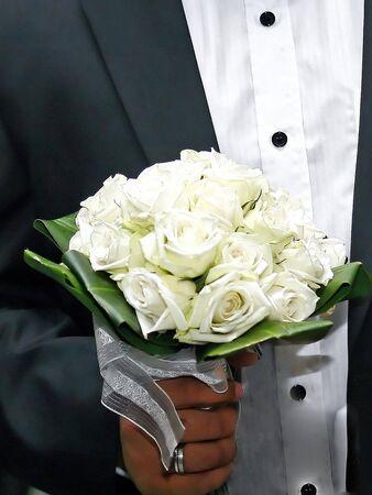 bridegrooms: The Bridegroom with Flowers