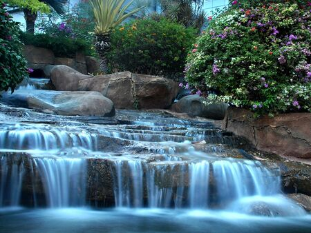 Fresh Waterfall