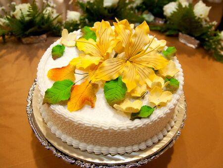 Cake de cumpleaños Foto de archivo - 7145379
