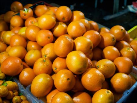 Orange for Sale Stock Photo - 7145378