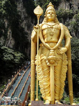 ganesh: Dios hindú  Foto de archivo