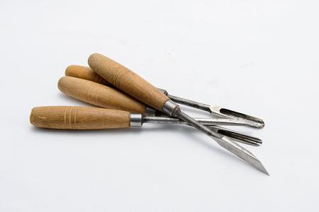 hand rails: woodcarver tool