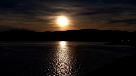 Travel on Lake Baikal, nature