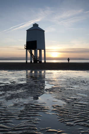 burnham: Burnham on sea lighthouse