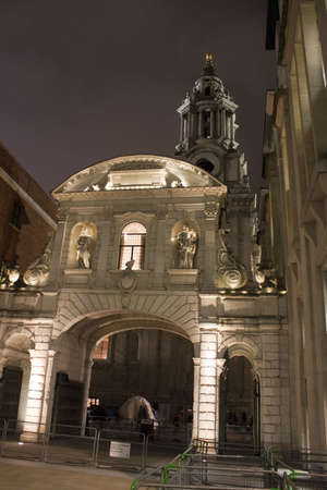 st pauls: St Pauls at night