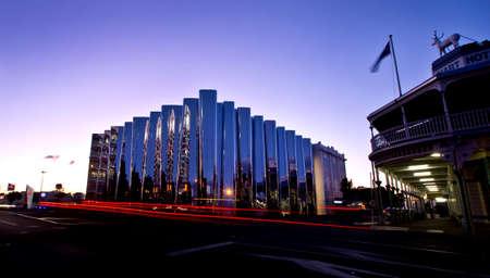 Len Lye Centre in New Plymouth, Taranaki. Editorial