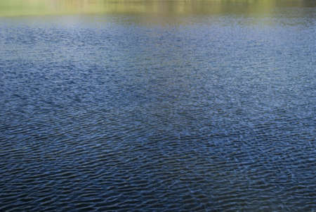 A water background photo with rich blue tones and contrast. Zdjęcie Seryjne