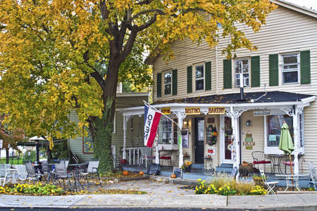 country store: A rural country store in Clinton New Jersey on a nice Autumn day