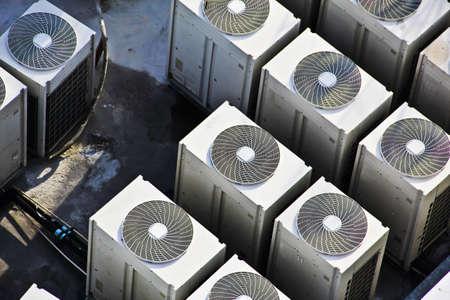 expel: Air Conditioner Compresser