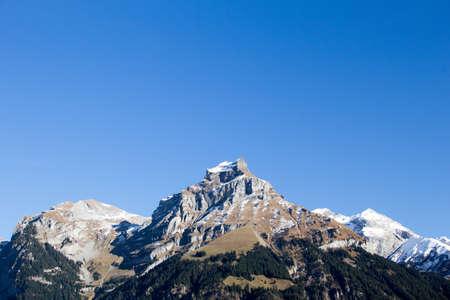 Mountain at Switzerland