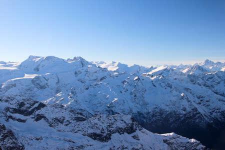 Snow mountain Stock Photo - 17019997