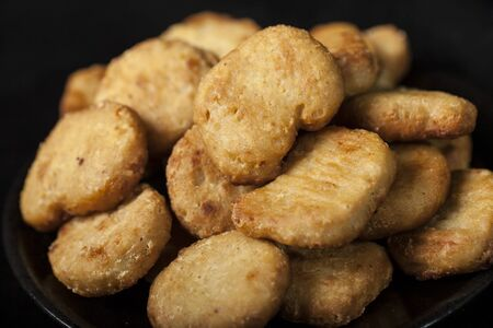 nuggets pollo: Nuggets de pollo