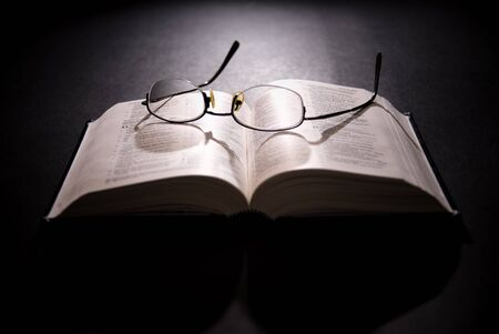 Spectacles on the Holy Bible