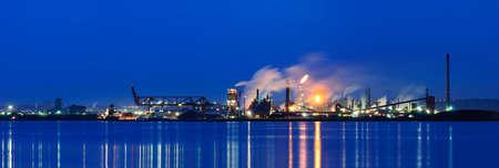ontario: Steel Plant, Hamilton, Ontario, Canada