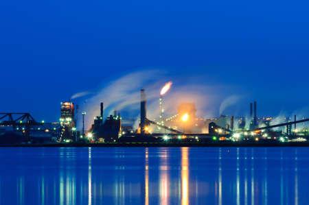 steel plant: Steel Plant, Hamilton, Ontario, Canada